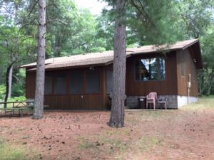 Person Lake Home Wascott WI
